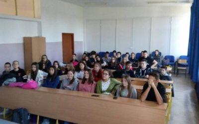 Трибина ученичког парламента