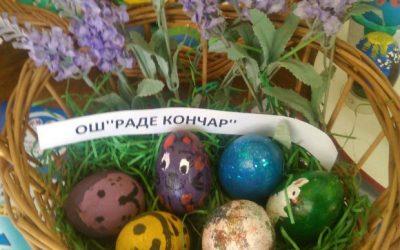 Најлепше осликано ускршње јаје