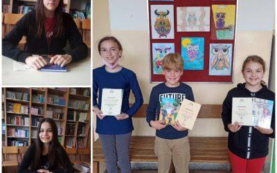 Стигле су нам награде за чланове дечјег књижевног жирија